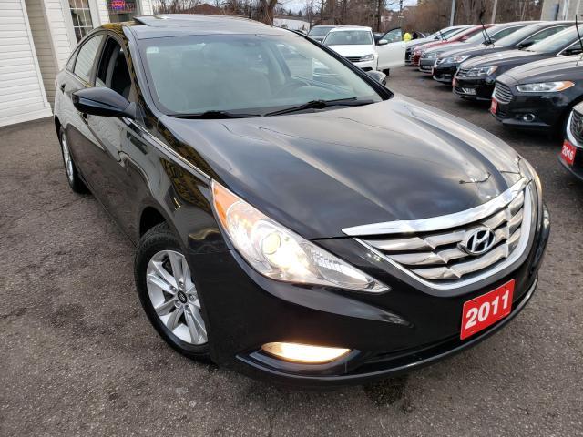 2011 Hyundai Sonata GLS/HEATED,POWER SEATS&MIRRORS/BLUETOOTH/ALLOY/LOADED