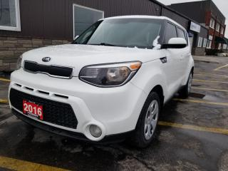 Used 2016 Kia Soul LX-BLUETOOTH-FWD-AUTO for sale in Tilbury, ON