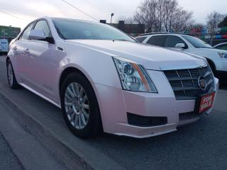 Used 2010 Cadillac CTS MARY KAY-RARE-LEATHER-BLUETOOTH-AUX-ALLOYS for sale in Scarborough, ON