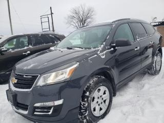 Used 2014 Chevrolet Traverse LS for sale in Dundalk, ON