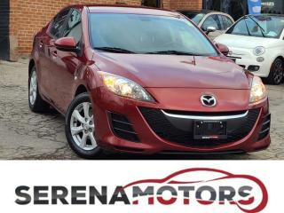 Used 2010 Mazda MAZDA3 GS | AUTO | BLUETOOTH | CRUISE | NO ACCIDENTS for sale in Mississauga, ON