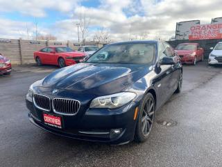 Used 2013 BMW 5 Series 535i xDrive for sale in Brampton, ON