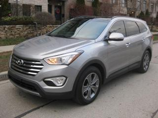Used 2015 Hyundai Santa Fe XL 7PASS, NO ACCIDENTS, LEATHER, AWD, PAN ROOF, CERT for sale in Toronto, ON