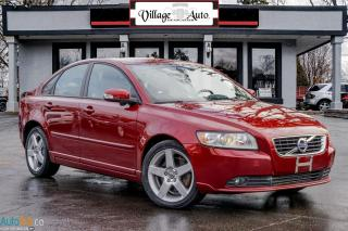 Used 2011 Volvo S40 T-5 for sale in Ancaster, ON