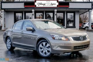 Used 2009 Honda Accord EX-L for sale in Ancaster, ON
