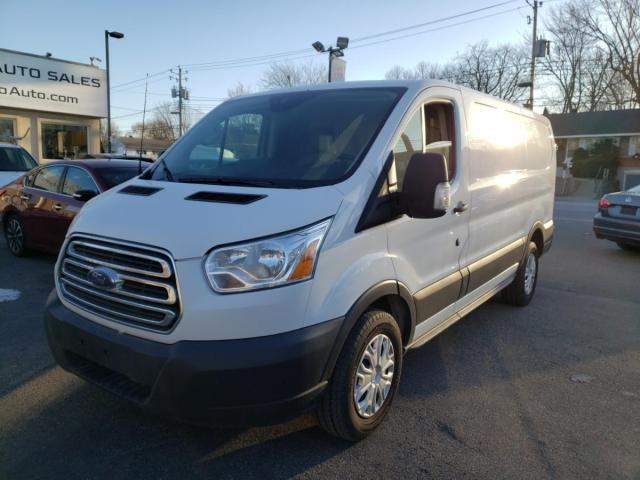 "2018 Ford Transit T-250 130"" Low Rf 9000 GVWR Sliding RH Dr"