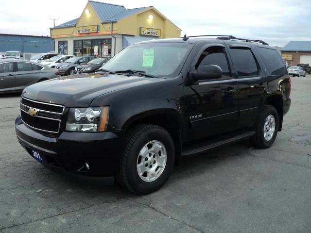 2012 Chevrolet Tahoe 1500 LT 4x4 5.3L LeatherHeatedRoofDVD 8Pass
