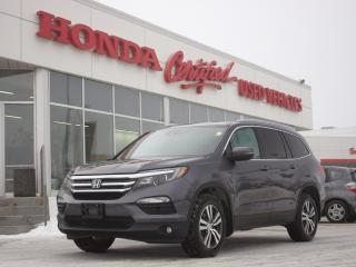 Used 2018 Honda Pilot EX-L Navi AWD | NAVI | LEATHER for sale in Winnipeg, MB