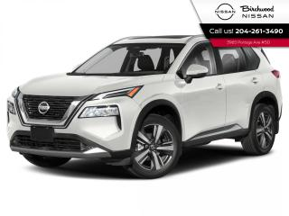 New 2021 Nissan Rogue SV for sale in Winnipeg, MB