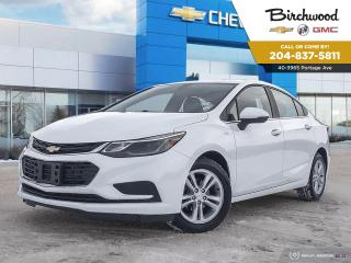 Used 2017 Chevrolet Cruze LT *BODYSHOP for sale in Winnipeg, MB