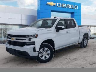 Used 2019 Chevrolet Silverado 1500 LT for sale in Winnipeg, MB