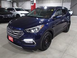 Used 2017 Hyundai Santa Fe SPORT PREMIUM AWD for sale in Nepean, ON