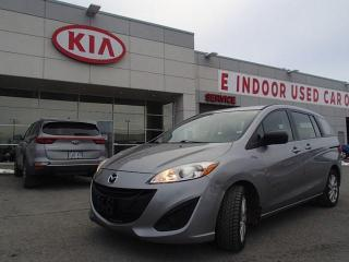 Used 2013 Mazda MAZDA5 MAZDA5 GS SOLD AS-IS for sale in Nepean, ON