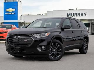 New 2021 Chevrolet Traverse RS for sale in Winnipeg, MB