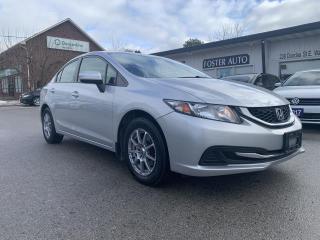Used 2015 Honda Civic LX Sedan for sale in Waterdown, ON