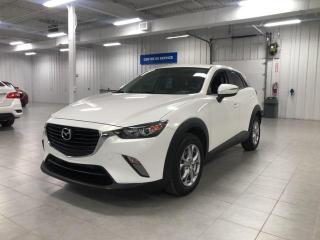Used 2017 Mazda CX-3 GS.L - CAMERA + CUIR + JAMAIS ACCIDENTE !!! for sale in Saint-Eustache, QC