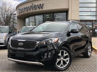 Used 2016 Kia Sorento 2.0L Turbo SX for sale in Scarborough, ON