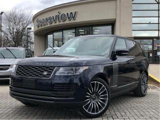 Used 2020 Land Rover Range Rover HSE for sale in Scarborough, ON