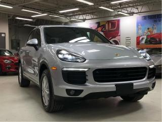 Used 2016 Porsche Cayenne AWD 4dr Premium Plus for sale in Paris, ON