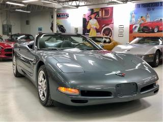 Used 2004 Chevrolet Corvette 2dr Convertible for sale in Paris, ON