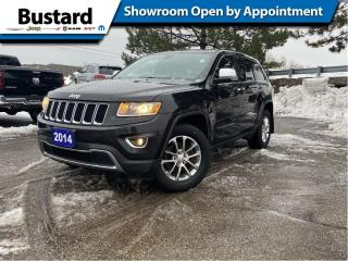 Used 2014 Jeep Grand Cherokee 4WD 4dr Limited   Sunroof   Leather   Heated Seats for sale in Waterloo, ON