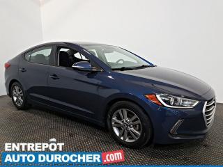Used 2018 Hyundai Elantra GL AUTOMATIQUE - SIÈGES ET VOLANT CHAUFFANTS for sale in Laval, QC