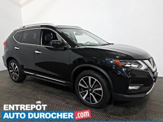 Used 2017 Nissan Rogue SL AWD NAVIGATION-SIÈGES ET VOLANT CHAUFFANTS-CUIR for sale in Laval, QC