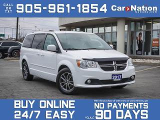 Used 2017 Dodge Grand Caravan SXT Premium Plus| SOLD| SOLD| SOLD| for sale in Burlington, ON