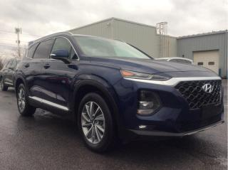 Used 2019 Hyundai Santa Fe Preferred AWD - Bluelink - Apple Car Play for sale in Cornwall, ON