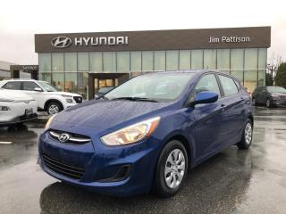 Used 2016 Hyundai Accent GL - Priced to move - Certified pre-owned for sale in Port Coquitlam, BC
