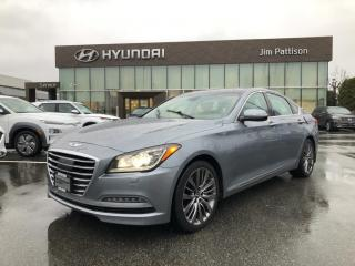 Used 2015 Hyundai Genesis 5.0 Ultimate, 1 Owner and Local for sale in Port Coquitlam, BC