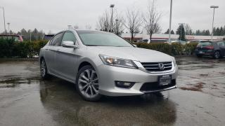 Used 2015 Honda Accord Sport for sale in Surrey, BC