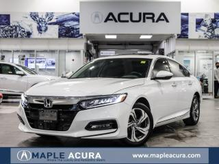 Used 2018 Honda Accord EX-L for sale in Maple, ON