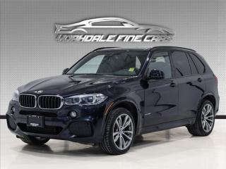 Used 2017 BMW X5 xDrive35i. M Sport. HUD. Blind Spot Assist. Very Clean for sale in Concord, ON