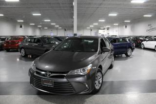 Used 2016 Toyota Camry LE NO ACCIDENTS I REAR CAM I POWER OPTIONS I KEYLESS ENTRY for sale in Mississauga, ON
