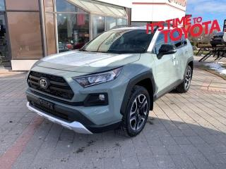 New 2021 Toyota RAV4 4CY AWD TRAIL RAV4 Trail AWD for sale in Mississauga, ON
