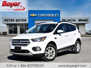 Used 2018 Ford Escape SE for sale in Napanee, ON