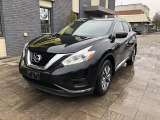 Used 2017 Nissan Murano FWD S for sale in Nobleton, ON