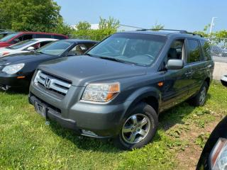Used 2008 Honda Pilot 4WD 4dr SE w/RES for sale in North York, ON