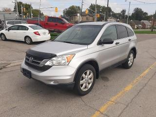 Used 2010 Honda CR-V LX for sale in North York, ON