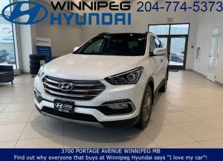 Used 2017 Hyundai Santa Fe Luxury for sale in Winnipeg, MB
