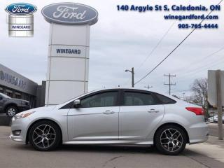 Used 2015 Ford Focus SE for sale in Caledonia, ON
