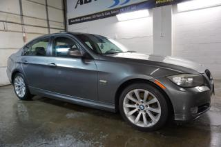 Used 2011 BMW 3 Series 328i AWD NAVI CERTIFIED 2YR WARRANTY *FREE ACCIDENT* BLUETOOTH HEATED STEERING AND SEATS PARKING SENSORS for sale in Milton, ON