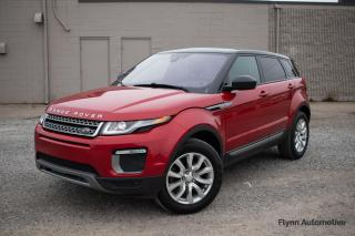 Used 2016 Land Rover Evoque SE AWD,NAVIGATION,TWO SETS OF TIRES for sale in St. Catharines, ON