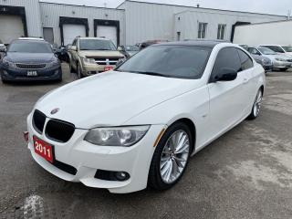 Used 2011 BMW 3 Series 335i Coupe for sale in Oakville, ON