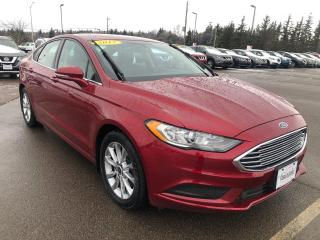 Used 2017 Ford Fusion SE for sale in Charlottetown, PE