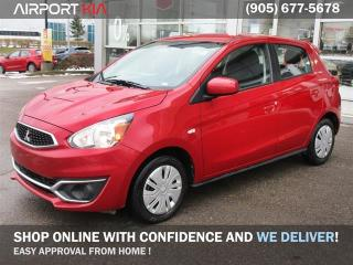 Used 2019 Mitsubishi Mirage ES / Camera/Power package for sale in Mississauga, ON