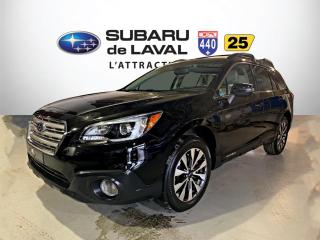 Used 2016 Subaru Outback 3.6R Limited EyeSight ** Cuir Toit Navig for sale in Laval, QC