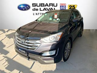 Used 2015 Hyundai Santa Fe Sport 2.0T Limité for sale in Laval, QC