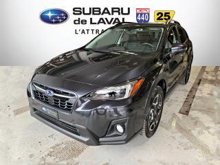 Used 2019 Subaru XV Crosstrek Limited EyeSight **Cuir Toit Navigation for sale in Laval, QC